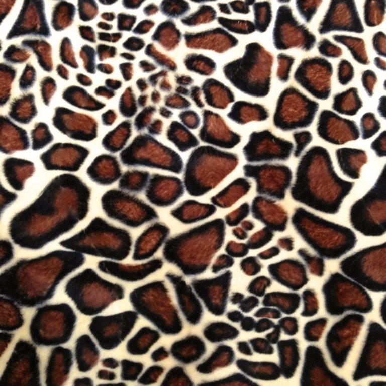 Kurzhaar Fellimitat-Zebra