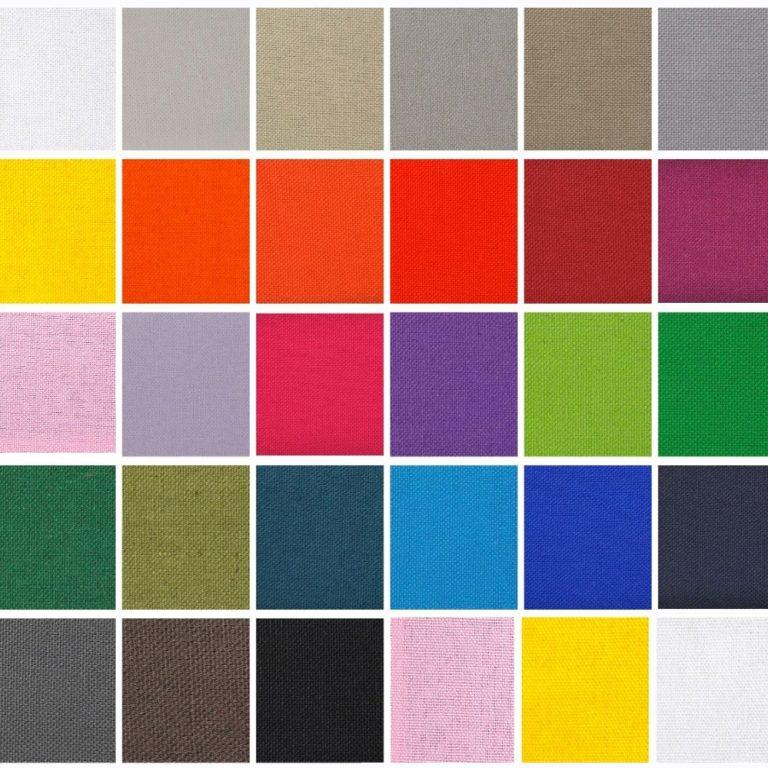 Stoffe-100-Baumwolle-Canvas-Segeltuch-Meterware-Moebelstoff-Bekleidung-Deko 01
