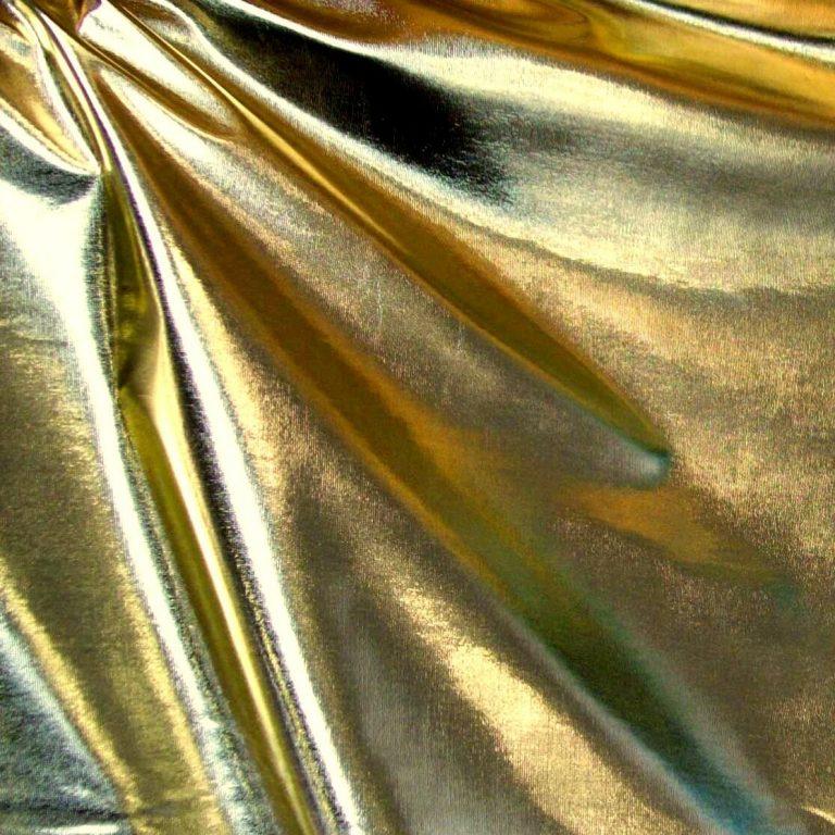 Lackleder Imitat Latex-Glanz Stoff weich dehnbar Bekleidung Jacke Wasserfest