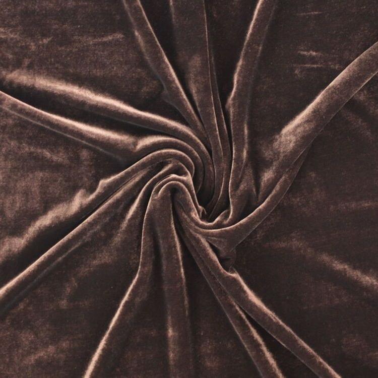 Stretch-Samt-Stoffe-Glanzend-Bi-Elastisch-Bekleidung-Kostum-Dekostoff 02
